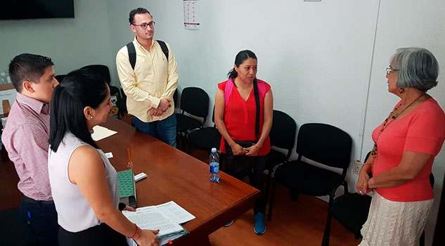 Felicitan a alcaldesa de Tlapacoyan por excelente ejercicio del programa FORTASEG 2019