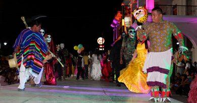 Gobierno de Naranjos invita a disfrutar los eventos de fin de semana