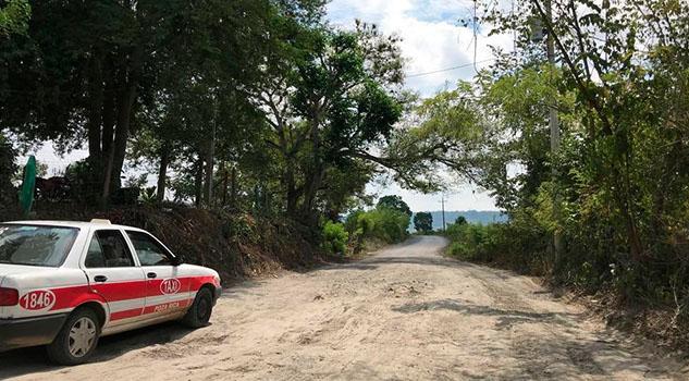 Inseguridad afecta a transportistas en comunidades de Tihuatlán