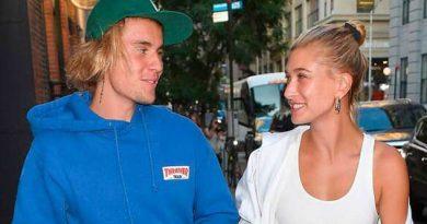 Justin Bieber y Hailey Baldwin festejan un gran hito en la moda