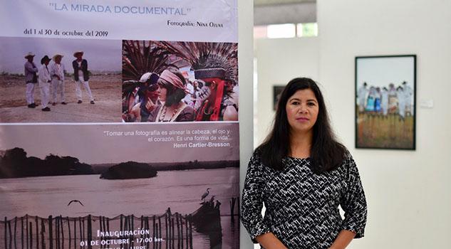 La Mirada Documental, exposición de Nina Ozuna en el Congreso