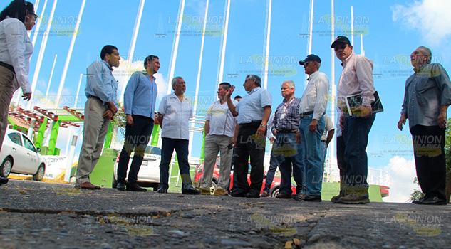 Llega infraestructura urbana a Poza Rica