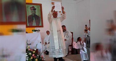 Más clérigos para labor de evangelización en Tuxpan
