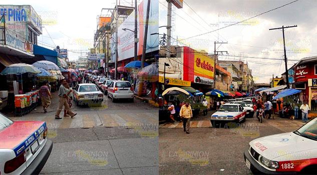 Mañana jueves cambian la circulación de la calle Heroico Colegio Militar en Poza Rica
