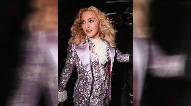 Madonna cancela show por fuerte lesión en la rodilla