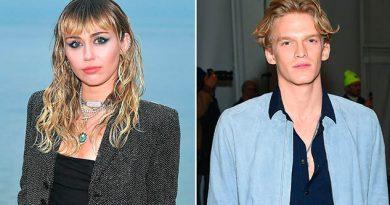 Miley Cyrus es vista besándose con Cody Simpson