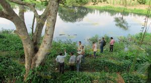 Mortandad de peces en el río Pantepec alarma a la comunidad La Tortuga