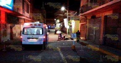 Muere sujeto baleado el 12 de octubre en antro de Papantla