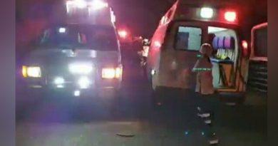 Mujer fue arrollada por auto fantasma en Cerro Azul