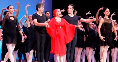 Murió Alicia Alonso, leyenda de la danza cubana