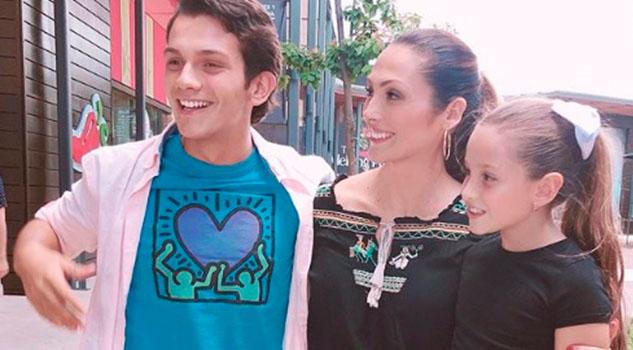 Nora Salinas se reencuentra con su hijo a tres años de haber perdido su custodia