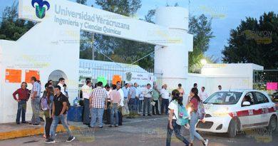 Paran labores TEC y UV en Poza Rica