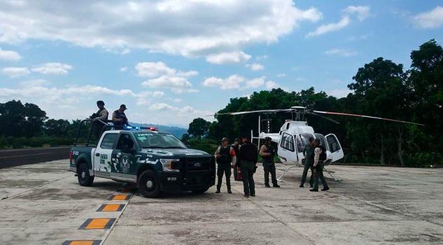 Participa SSP en operativo coordinado de seguridad en Puebla