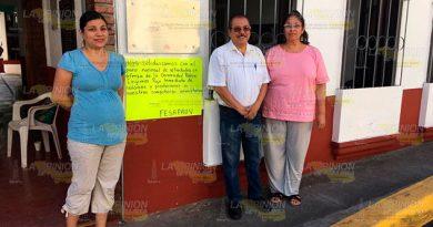 Personal de Talleres Libres de Arte UV en Papantla, se suman a paro nacional