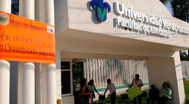Se unen facultades de Tuxpan a paro nacional