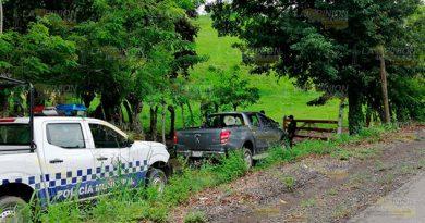 Siguen los robos de ganado en Cazones; piden presencia de Fuerza Civil o GN
