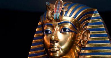 Tenía alguna maldición la tumba de Tutankamón