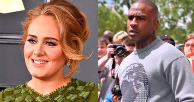 Tendrá Adele nuevo romance, relacionan a la cantante con un rapero