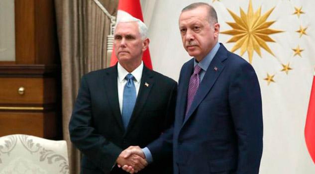 Turquía suspenderá temporalmente su ataque en Siria