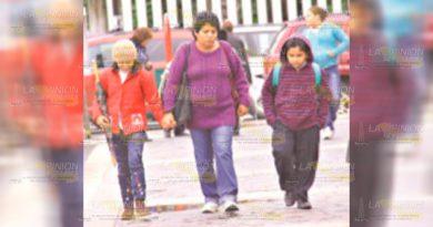 Viene frente frío y lluvia en la zona norte de Veracruz