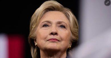 """Hillary Clinton: """"No podemos permitirnos cuatro años más de Trump"""""""