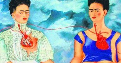 Frida vista por Frida