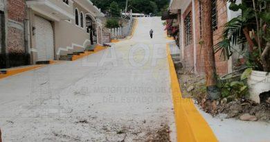 Después de 20 años crean calle en el centro de Espinal