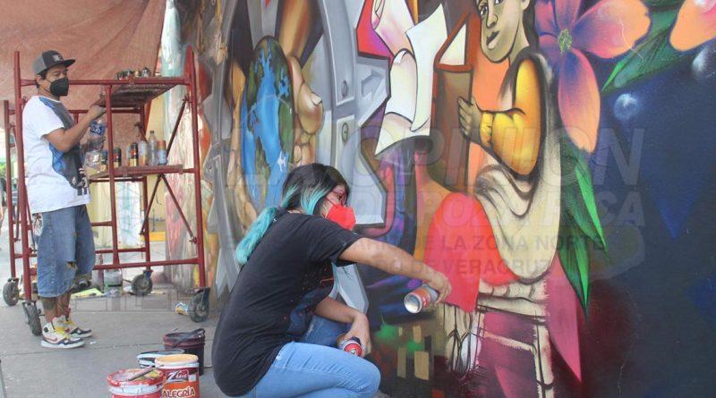 Pozarricense destaca por su amor al arte