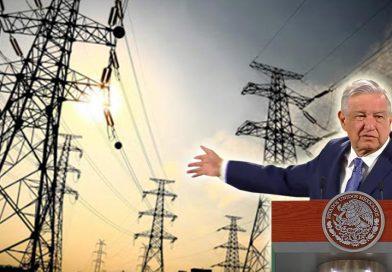 AMLO no dejará que EUA se meta en política energética