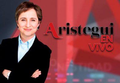 Vuelve Carmen Aristegui a tv abierta