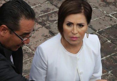 Aplazan audiencia de Rosario Robles hasta el 26 de marzo