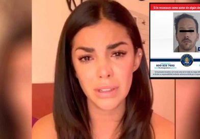 Cae presunto violador de la conductora Daniela Berriel