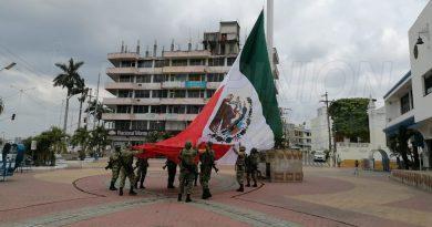 Recuerdan a los héroes de la Batalla de Puebla