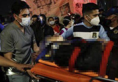 38 personas siguen hospitalizadas tras desplome de la Línea 12