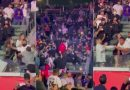 Así se vivieron las peleas campales en la victoria de Andy Ruiz sobre Arreola (VIDEO)