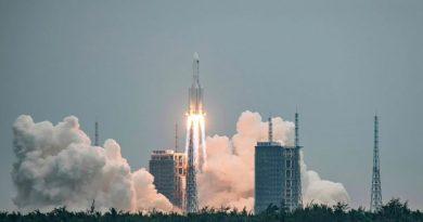 Cohete chino fuera de control se aproxima a la Tierra… ¿Debemos preocuparnos?