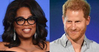 Oprah Winfrey y príncipe Harry estrenarán serie sobre salud mental; Lady Gaga participa