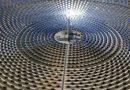 Así se ve la primera planta termosolar de América Latina en Chile