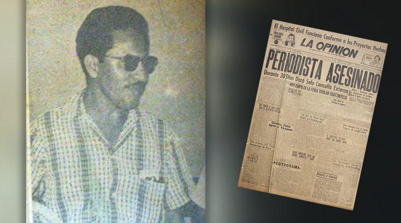 El asesinato del periodista Alberto J. Altamirano