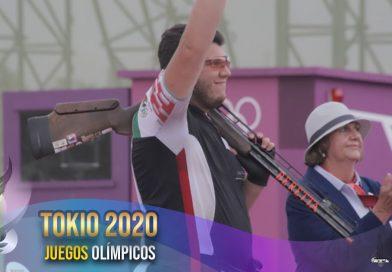 Histórica actuación del tirador Jorge Orozco en Tokio 2020