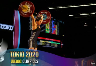 Ana López Ferrer termina en noveno en halterofilia en Tokio 2020