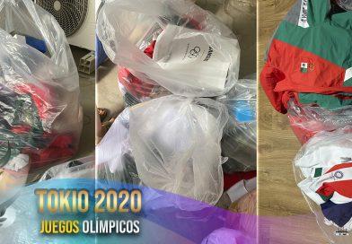 Equipo de softbol femenil tiró uniformes a la basura en Tokio 2020