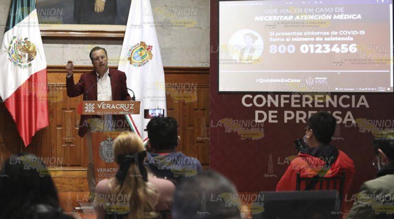 Aplicarán segunda dosis anti-COVID a población de 30+ en 44 municipios