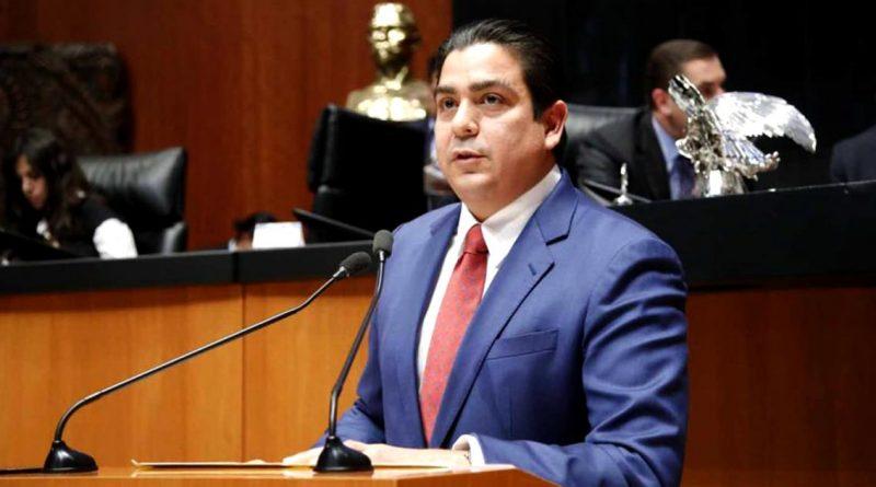 Niegan descongelar cuentas al senador Ismael García Cabeza de Vaca