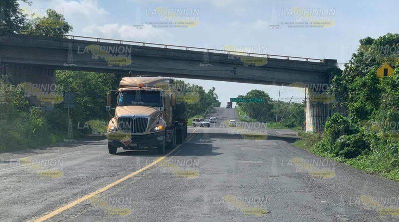 Crece riesgo de accidentes por falta de accesos