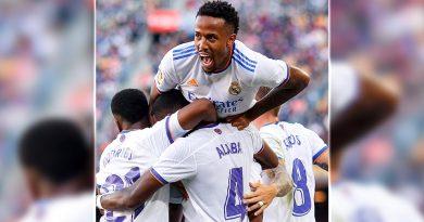 Real Madrid derrota al Barcelona y gana el clásico