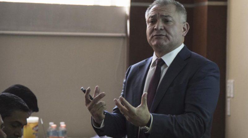Juicio de García Luna podrá ser en otoño de 2022