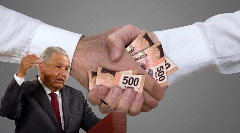 Van 300 denuncias por actos corruptos: AMLO