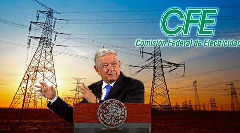 AMLO cede hacer cambios a reforma eléctrica