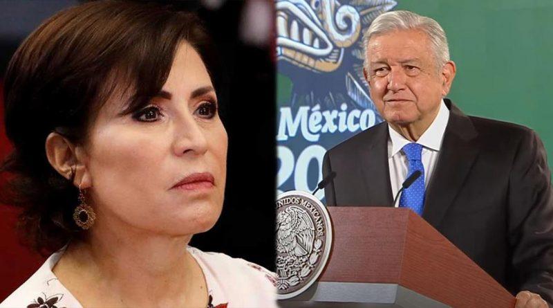 AMLO niega venganza contra Rosario Robles